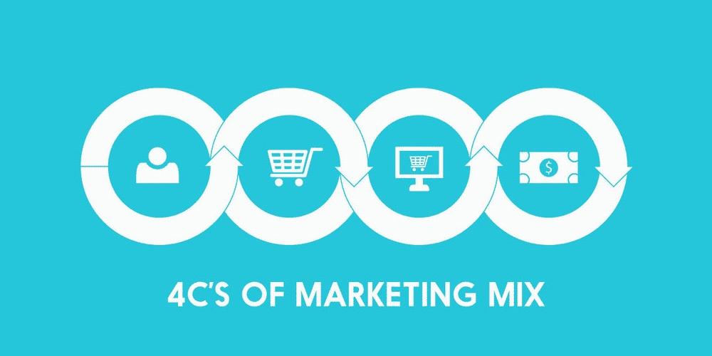 آمیخته بازاریابی 4C چیست؟