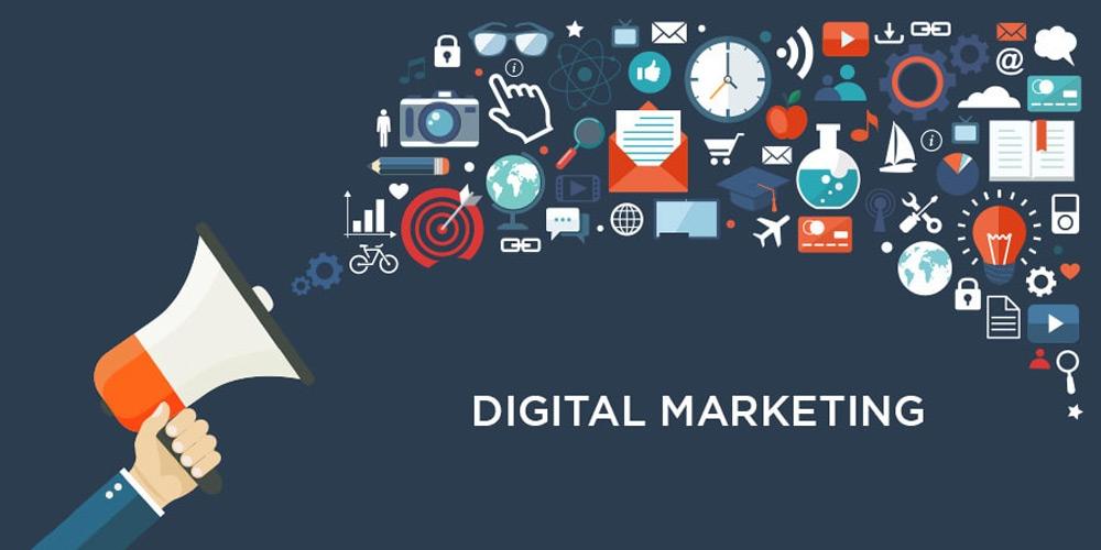 تاریخچه دیجیتال مارکتینگ